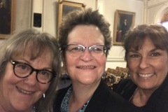 Donna, Sue and me