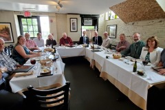 Science, Technology & Energy Committee end of year luncheon