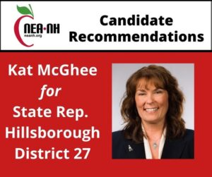 NEA NH Endorsement